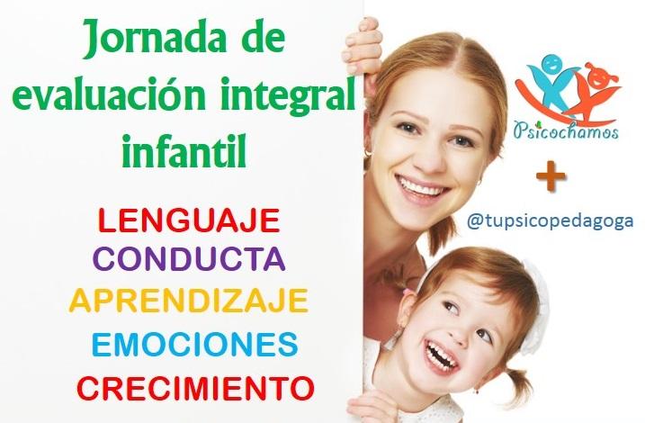 Jornada de evaluación integral infantil
