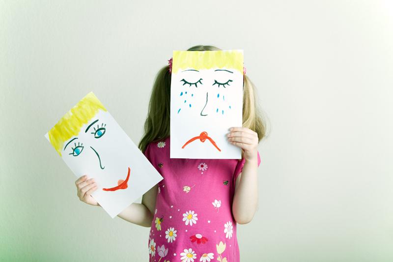La depresión también se puede presentar en los niños