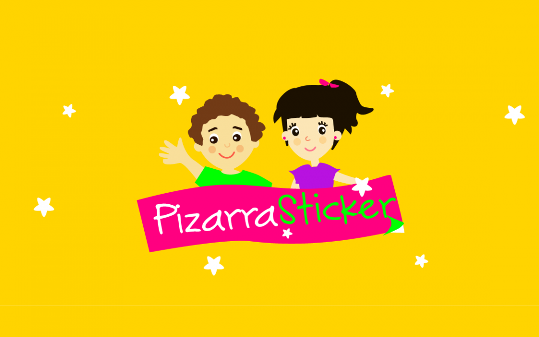 Pizarrasticker: La forma más divertida de estructurar la rutina de tu hogar