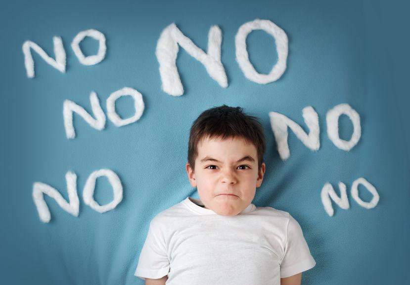 Trastorno oposicionista desafiante: Cuando el «NO» se convierte en un problema