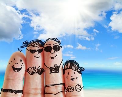 Vacaciones con sentido común para los niños