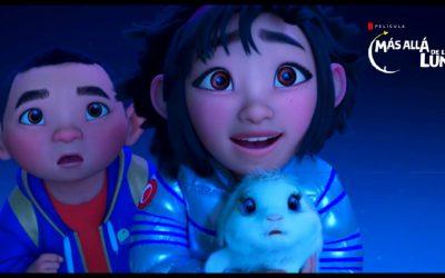 Vuelve a amar – Canción película Más allá de la luna Netflix
